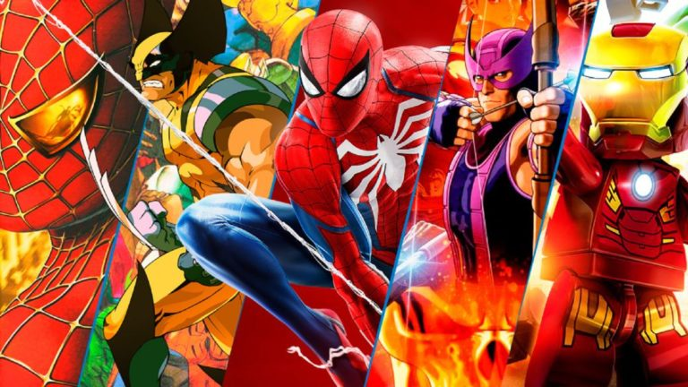 The best Marvel games: superheroes to remember
