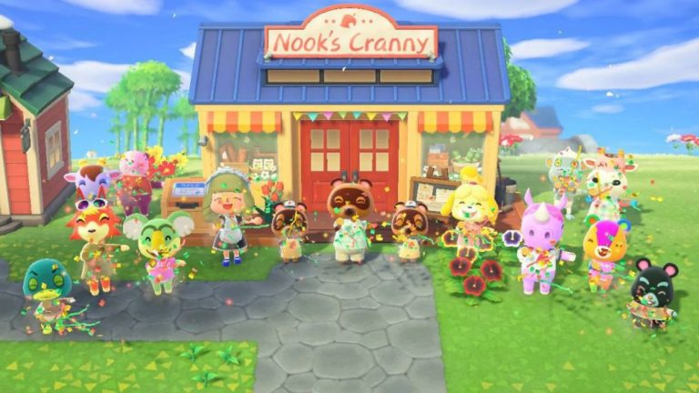 Famitsu proclaims Animal Crossing GOTY and lists 35 best-selling Switch games in Japan