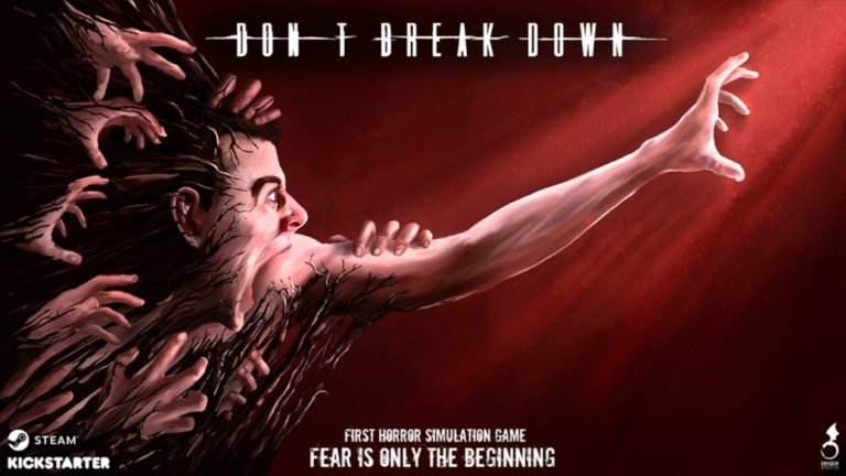 DrazorStudio presents Don't Break Down, an ambitious horror simulator