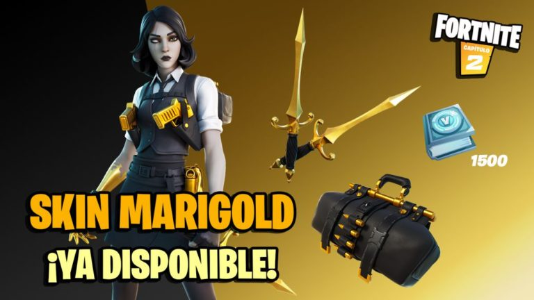 Fortnite: skin Marigold (Midas girl) now available; price and contents