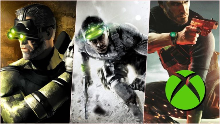 The Splinter Cell saga and more on sale at Microsoft Store; compatible with Xbox Series X | S