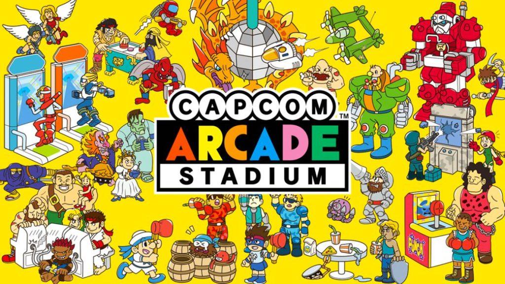 Capcom Arcade Stadium, Switch review. Back to the arcades
