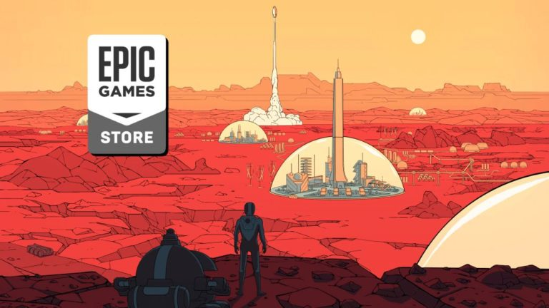 Surviving Mars, free game on the Epic Games Store; how to download it on pc