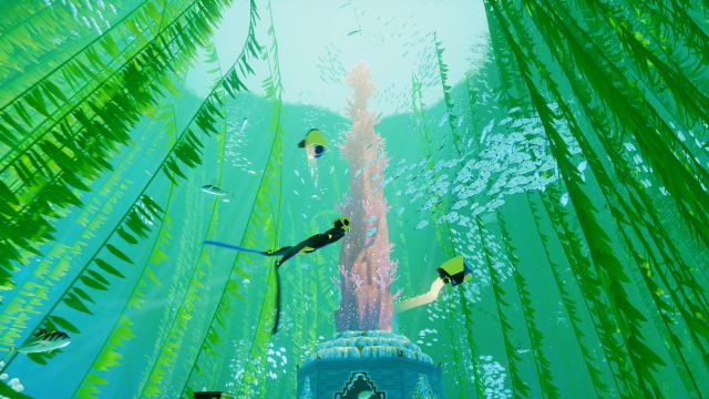 Thalassophobia in video games