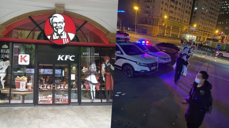 Genshin Impact is the sensation in China: an event with KFC canceled due to crowds