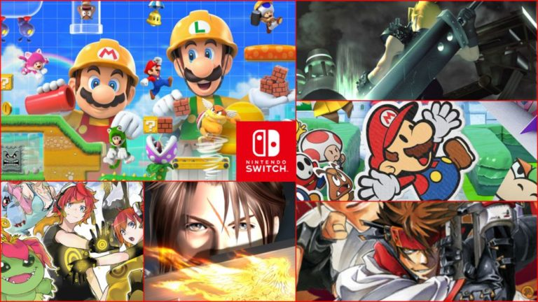 Nintendo Switch Deals: Super Mario Games and More with Temporary Discounts