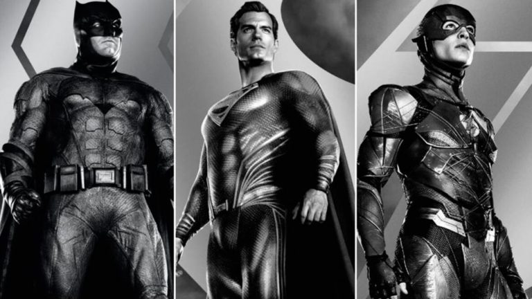 Zack Snyder's Justice League Confirms DVD, Blu-ray and 4K UHD Release