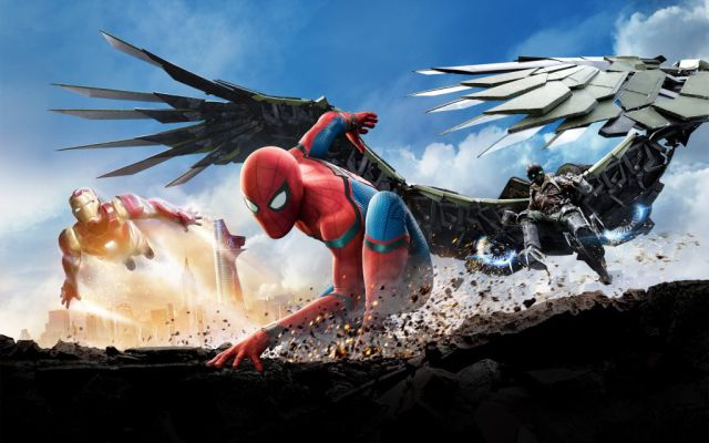 10 Spider-Man Homecoming
