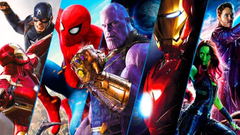 The 10 best films of the Marvel Cinematic Universe