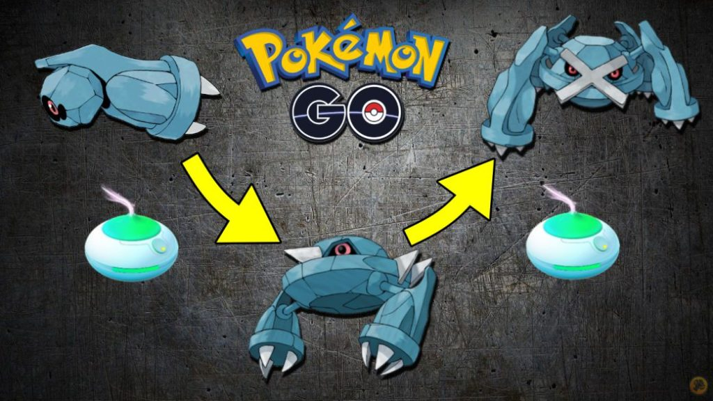 Pokémon GO: how to get Beldum and evolve it to Metang and Metagross