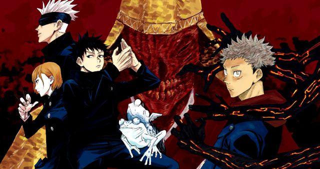 Jujutsu Kaisen shōnen anime manga keys where to see read Crunchyroll