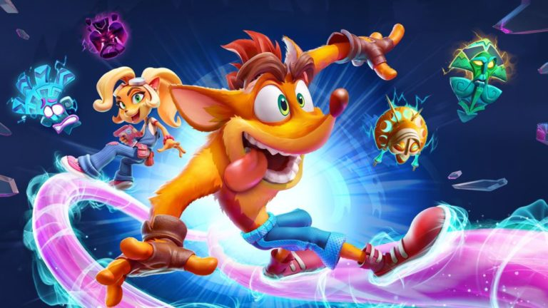 Naughty Dog founder explains why they stopped working on Crash Bandicoot