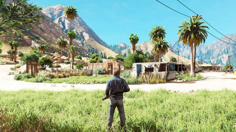 A fan is developing a GTA V remake and it looks spectacular: first videos