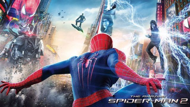 The Amazing Spider-Man 2: The Power of Electro
