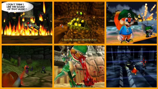 Conker's Bad Fur Day turns 20