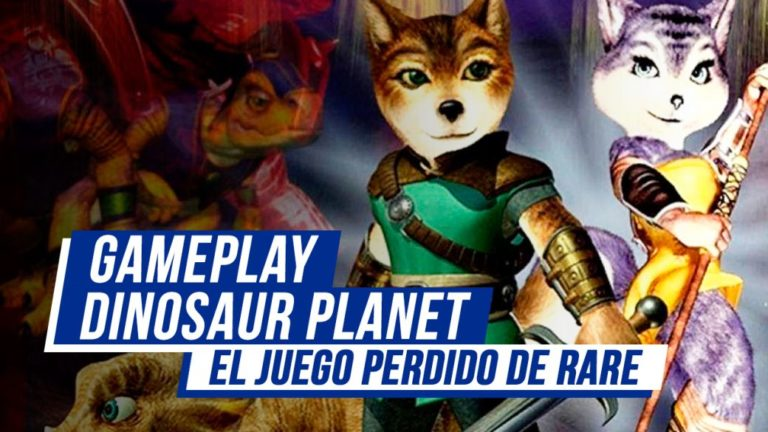 Dinosaur Planet gameplay, the Zelda from Rare that never made it to Nintendo 64