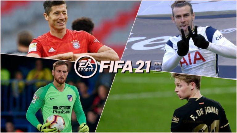 FUT FIFA 21 TOTW 23 Featuring Oblak, Lewandowski, De Jong and Bale Now Available