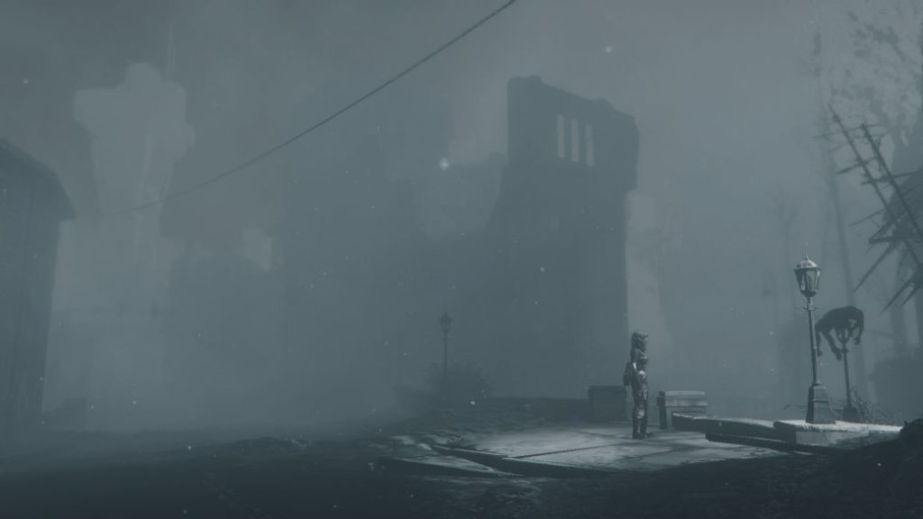 Fallout 4: this is the mod that takes us directly to Silent Hill
