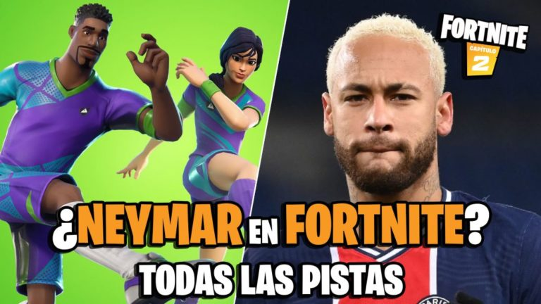 Fortnite: signs point to the arrival of Neymar