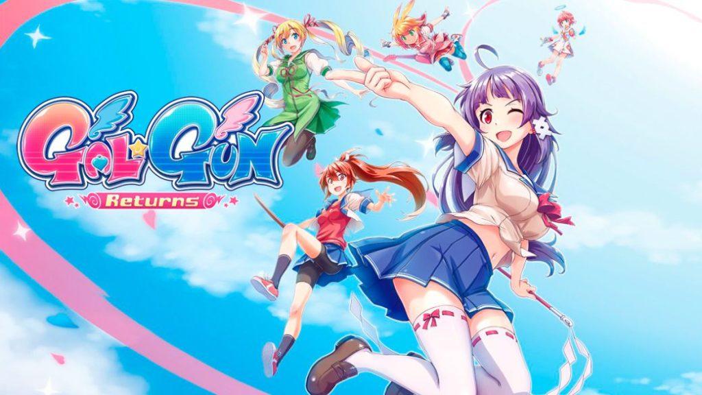 Gal Gun Returns, Reviews. 10 years looking for love