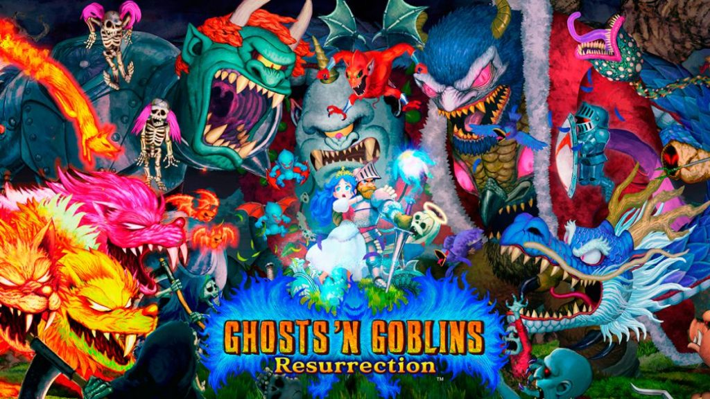 Ghost 'n Goblins Resurrection Reviews. Here you come to die!