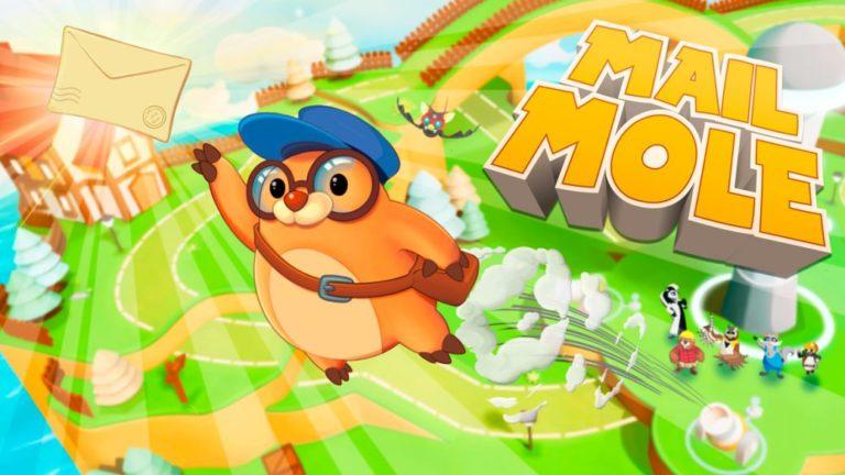 Mail Mole, Analysis. Postman Mole with Hero Face