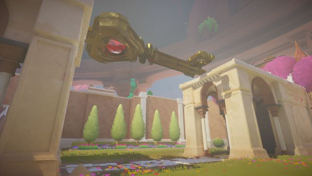 Maquette, PS4 review. The little theater complex that is life