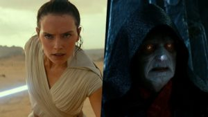 Star Wars: Daisy Ridley confirms when Rey and Palpatine connection occurred