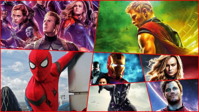 Marvel Universe: The 20 highest grossing films in the history of the MCU [2021]