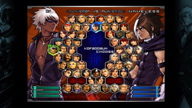 The rollback is already unstoppable: this is how it looks in the mythical the King of Fighters 2002 UM for PS4