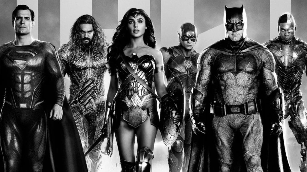 Zack Snyder's Justice League discovers the titles of its six internal chapters